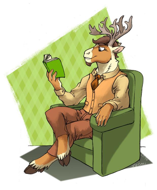 classy caribou