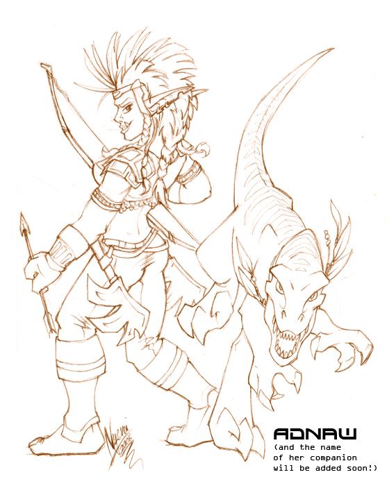Huntress Adnaw