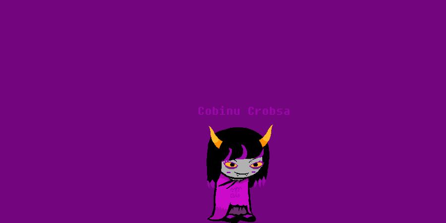 Fantroll Sprite:Cobinu Vipera by CALIBORNOuS