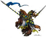 Warcraft- Alliance Knight