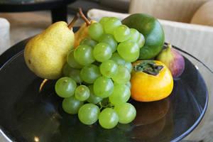 Fruits bowl by mayah-stock