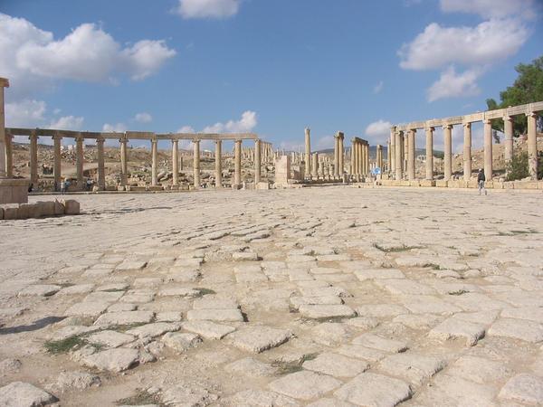 Jerash by mayah-stock