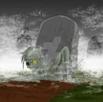 Drawlloween - Return from the dead