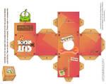 Om-Nom Tool Box Cubecraft