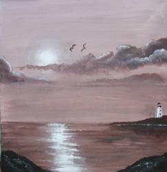 My Lighthouse, my Saviour by seiltje1