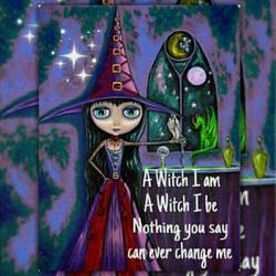 a witch iam by eriTati