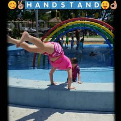 handstands by eriTati