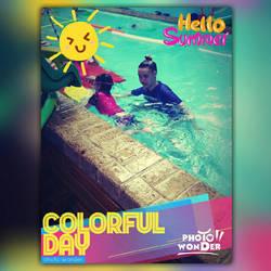 swimming lessons by eriTati