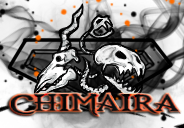 Team Chimaira Logo ver. 2 by HardcoreLittleChick