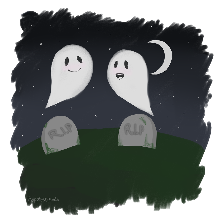 Ghosties by amy23000