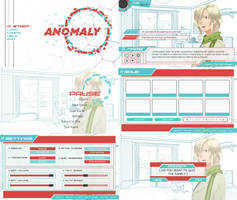The Anomaly UI