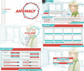 The Anomaly UI by kathaeris