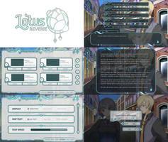 Lotus Reverie UI