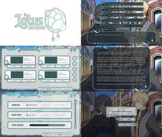 Lotus Reverie UI