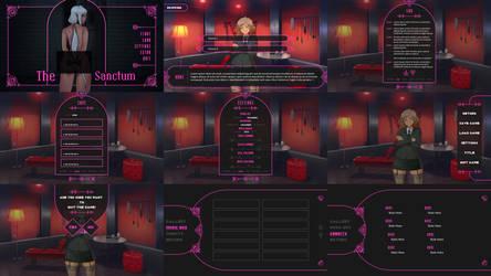 The Sanctum UI