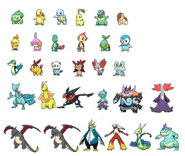 how to get shiny starter pokemon oras