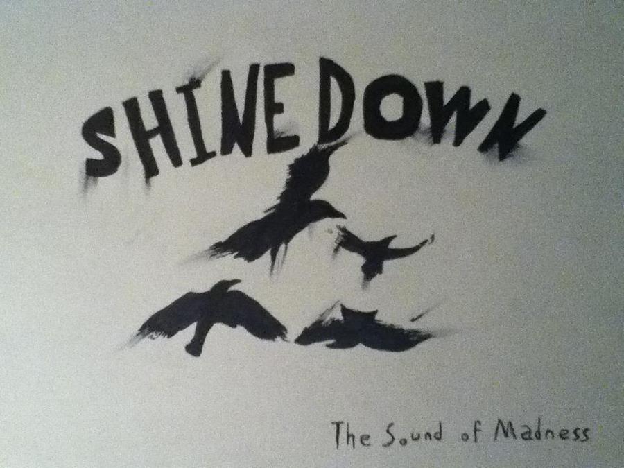 Shinedown Sound Of Madness Скачать Альбом