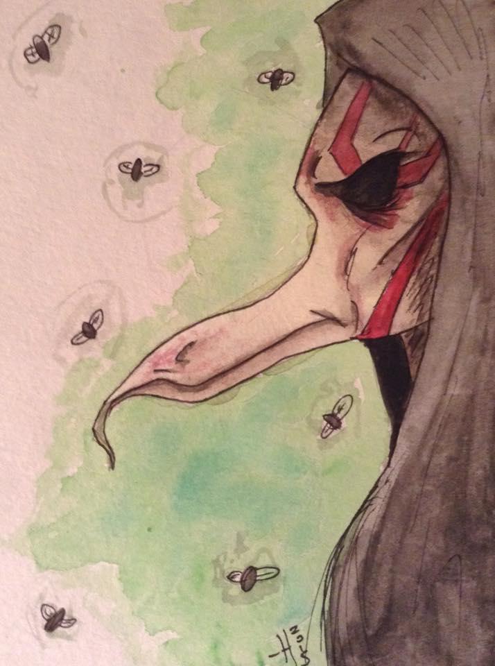 Pestilence by HaleyKlineArt