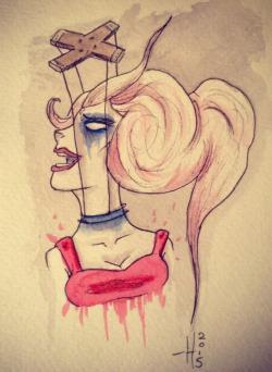 Cynthia by HaleyKlineArt