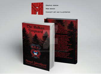 The Balkan Vanguard book project by korinoryu