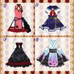 Adoptable : Dresses [CLOSED]