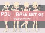 [ P2U ] Base set 05