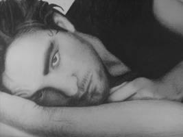 Robert Pattinson by lonelymind07