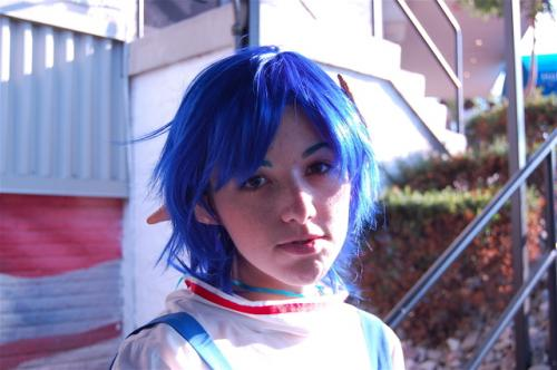 Somber face by Eva-Yui