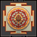Shri-yantra-render3d
