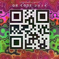 Qr-code-2014 by visuelalternatif