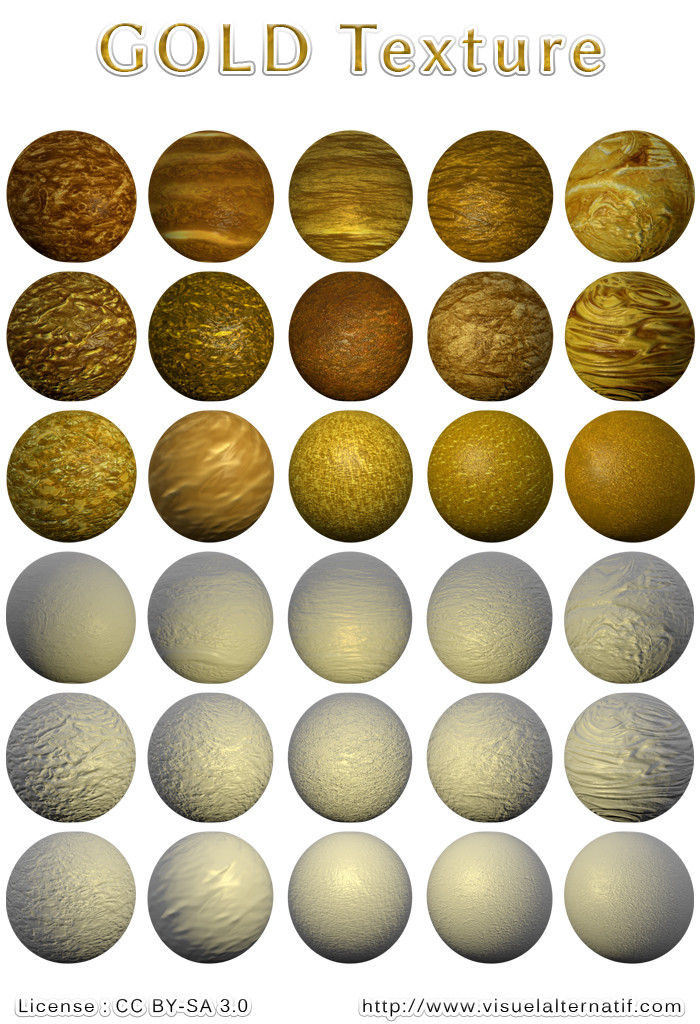 Preview-gold-texture by visuelalternatif