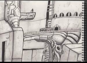 City science fiction