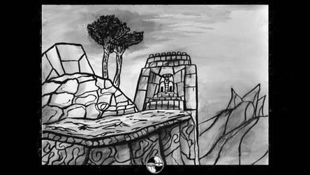 L'oracle de l'imaginaire dessin 52