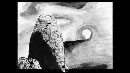 L'oracle de l'imaginaire dessin 54