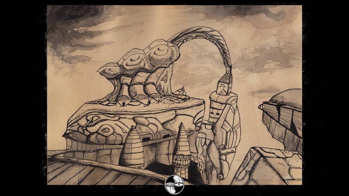 L'oracle de l'imaginaire dessin 55