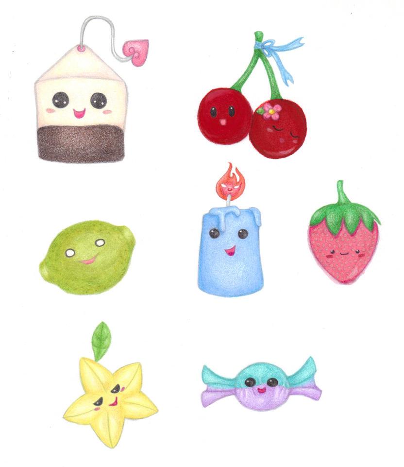 Cute Art Designs : Cute designs ala one by rintarin on deviantart