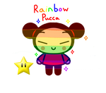 Rainbow Pucca