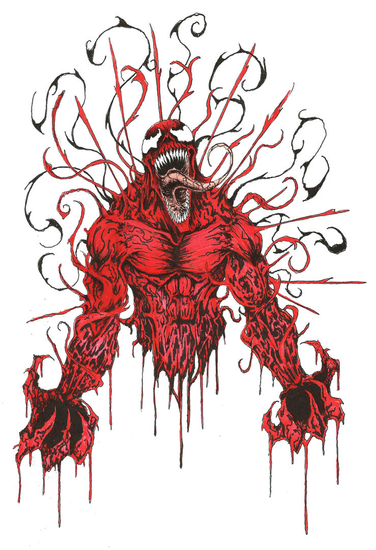 carnage by yacobucci