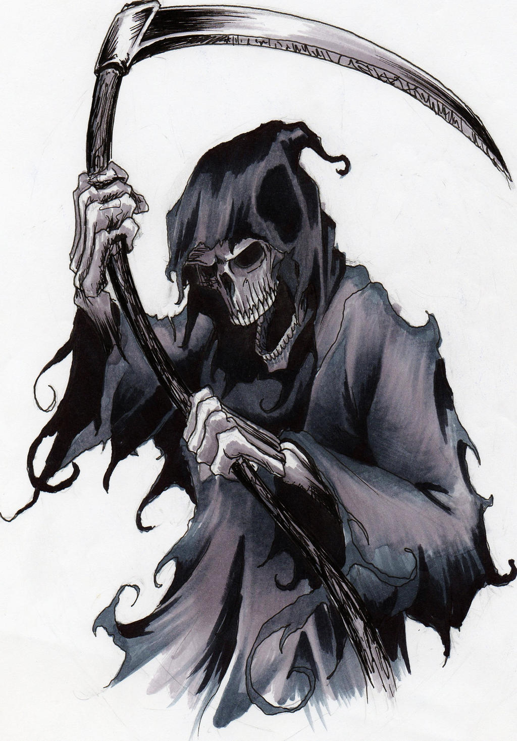 reaper by yacobucci on DeviantArt