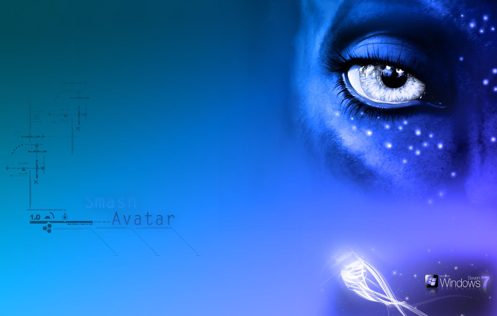 Avatar Wallpaper Windows 7 By Ashleysmash On Deviantart