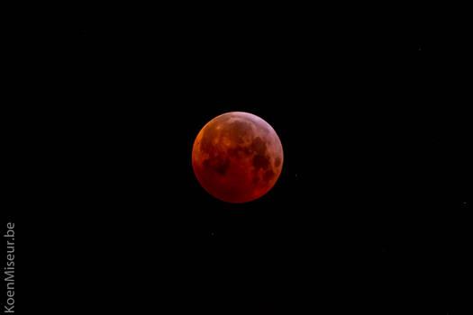 Lunar eclipse2019