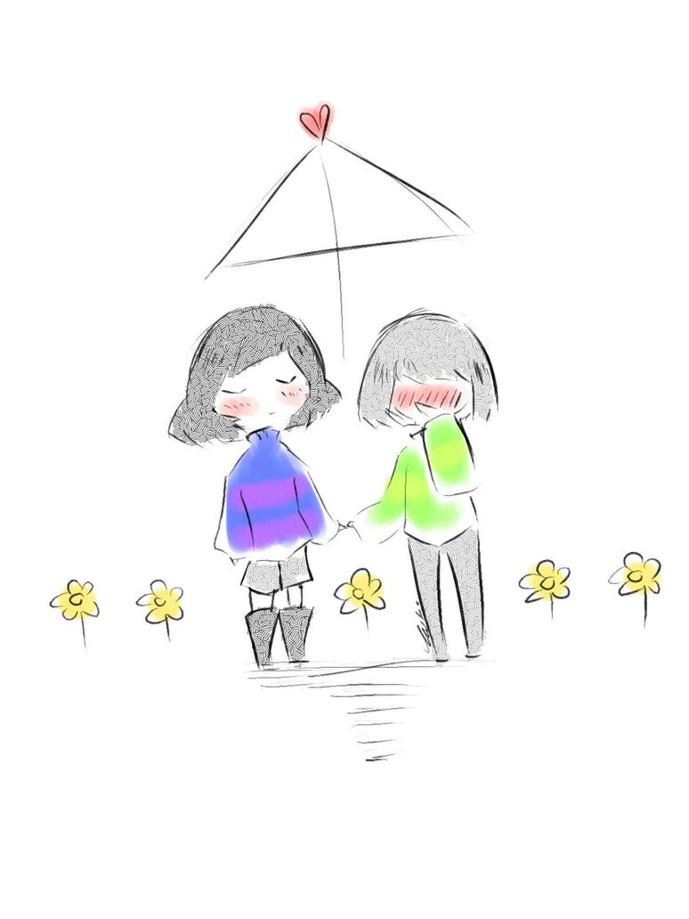 [UT] Umbrella by mika4eyed