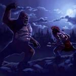 Mohican VS Sasquatch