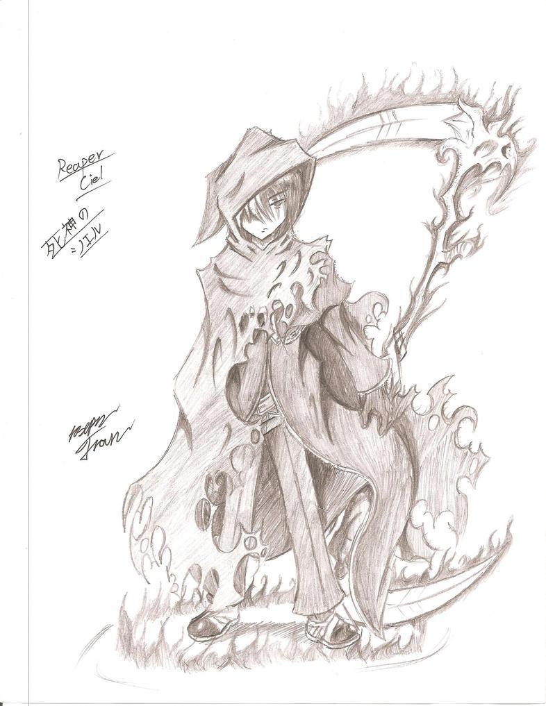 Reaper Ciel by nytemarezero300