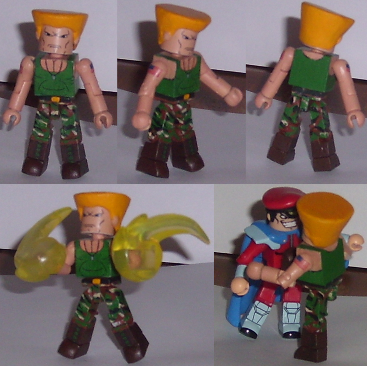 Guile Minimate by Lee-At-Arms