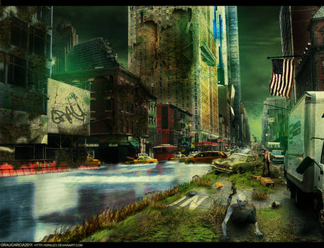 Apocalyptic City V2