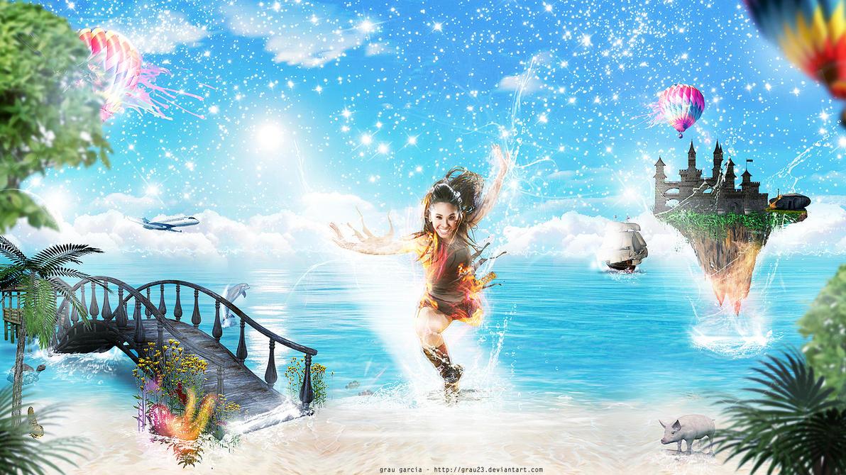 Sea Jump by Grau23