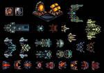 PixArt_SpaceShips