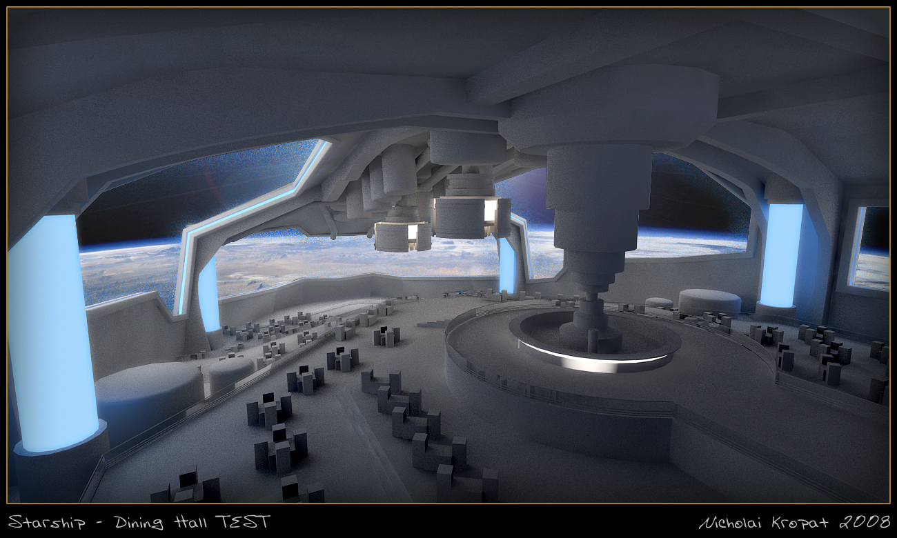 Star Trek Meeting Room