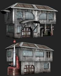 GoE - Dula - House1 by chiaroscuro